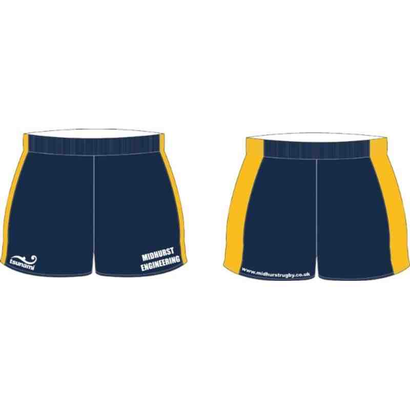 2nd XV Playing Shorts