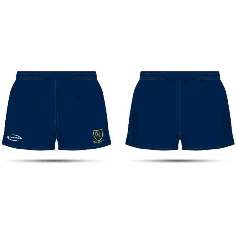 Club Playing Shorts