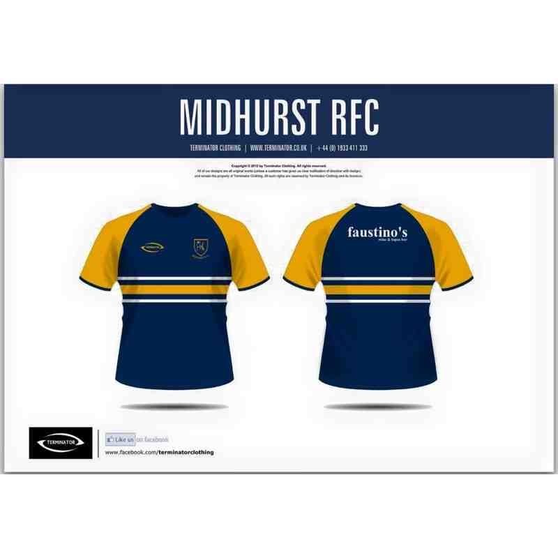 1st XV Warm Up Top
