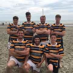 West Wittering Beach 7's Plate Winners 2016