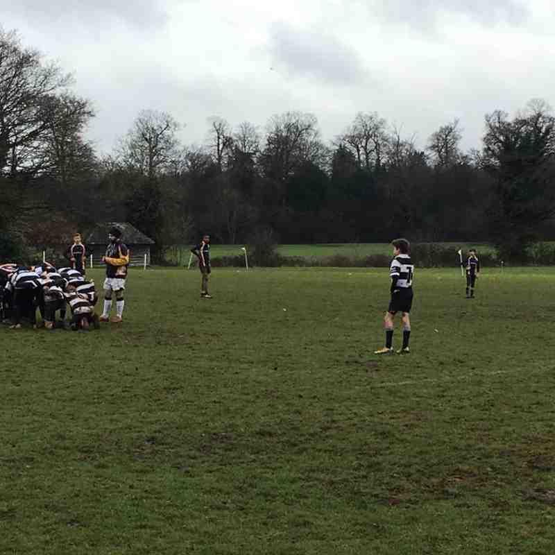 Midhurst RFC U13's v Edenbridge RFC U13's