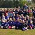 Stirling County vs. Kinross minis P3-P7