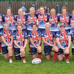 GB TRL Women v GB Armed Forces