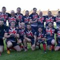 GB TRL Men beat Great Britain Police 18 - 34