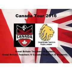 GB Men's Tour to Canada 2016