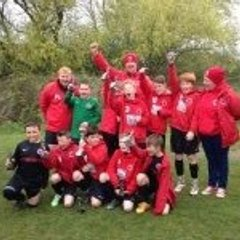 U/11's Spring League Champions