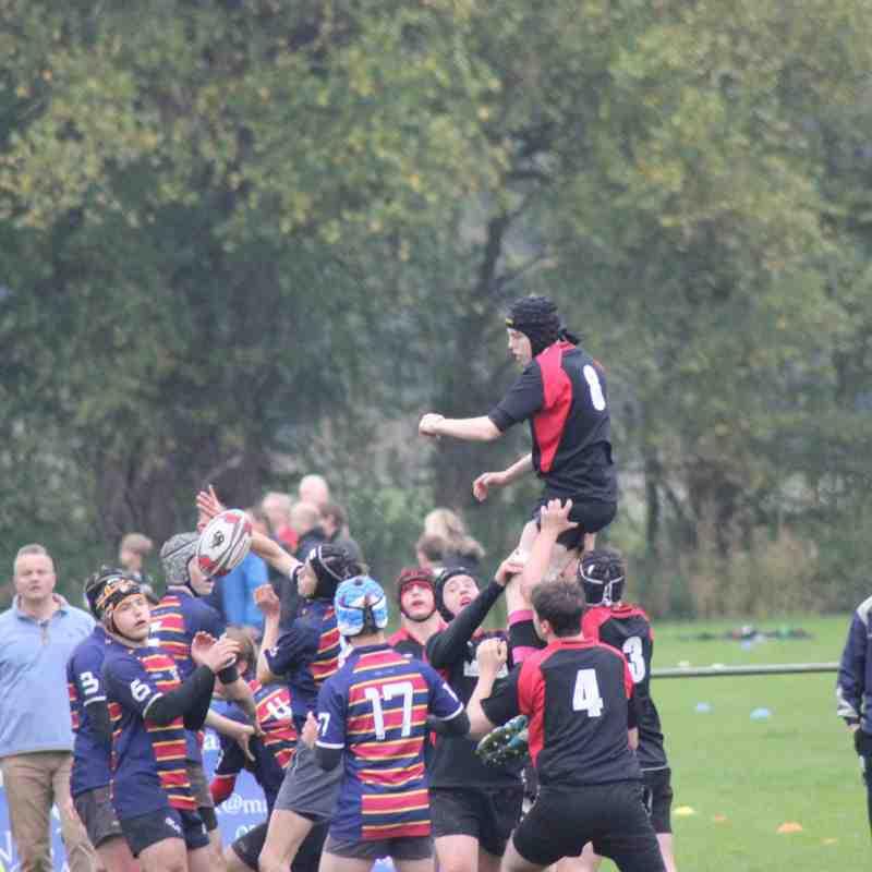 Aylesbury U16 vs Old Abanians B 18/10/15