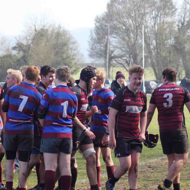 ARFC U16 vs Chesham 13th March 2016