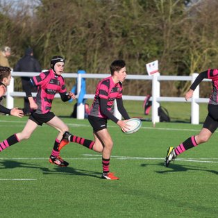 A Dominant Performance from ARFC U15s