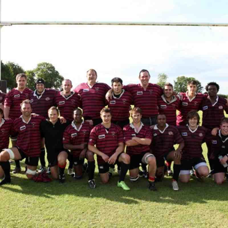 ARFC II's 2009-2010