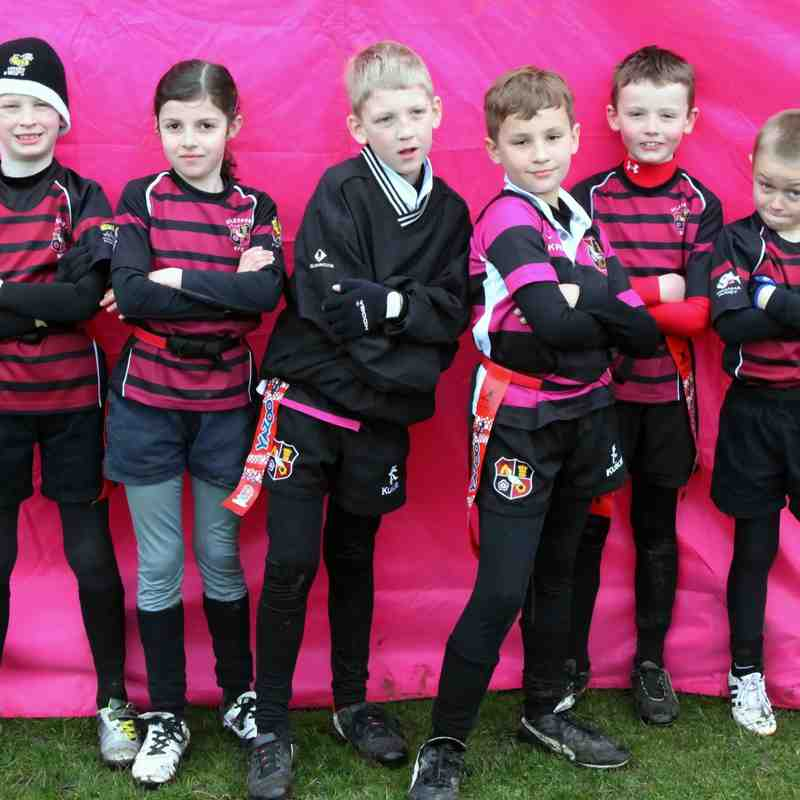 ARFC MINIS U8s BSB TOURNAMENT HW (28/03/15)