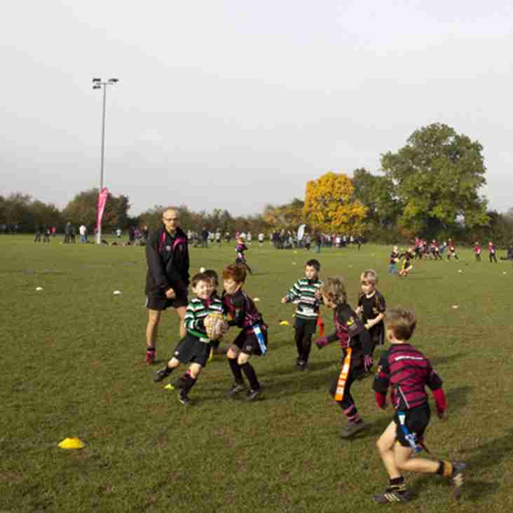 ARFC U7s Update - Players enthused with first ever matches