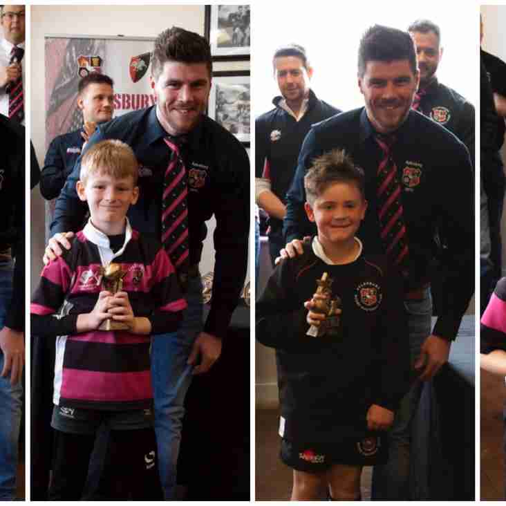 ARFC U7s - End Of Season Presentation