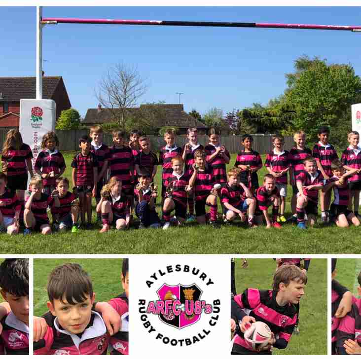 ARFC U8s - End of Season 2017-18