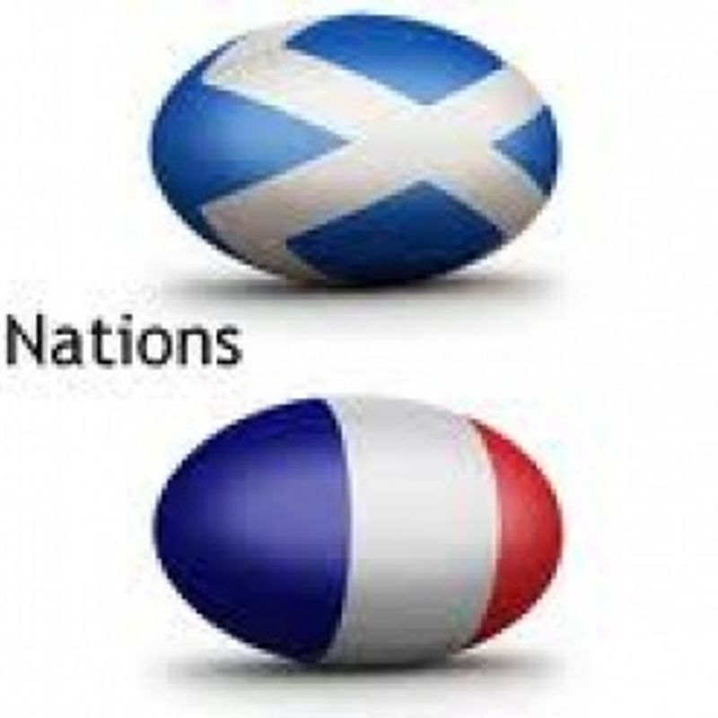 SIX NATIONS AWAY TICKETS
