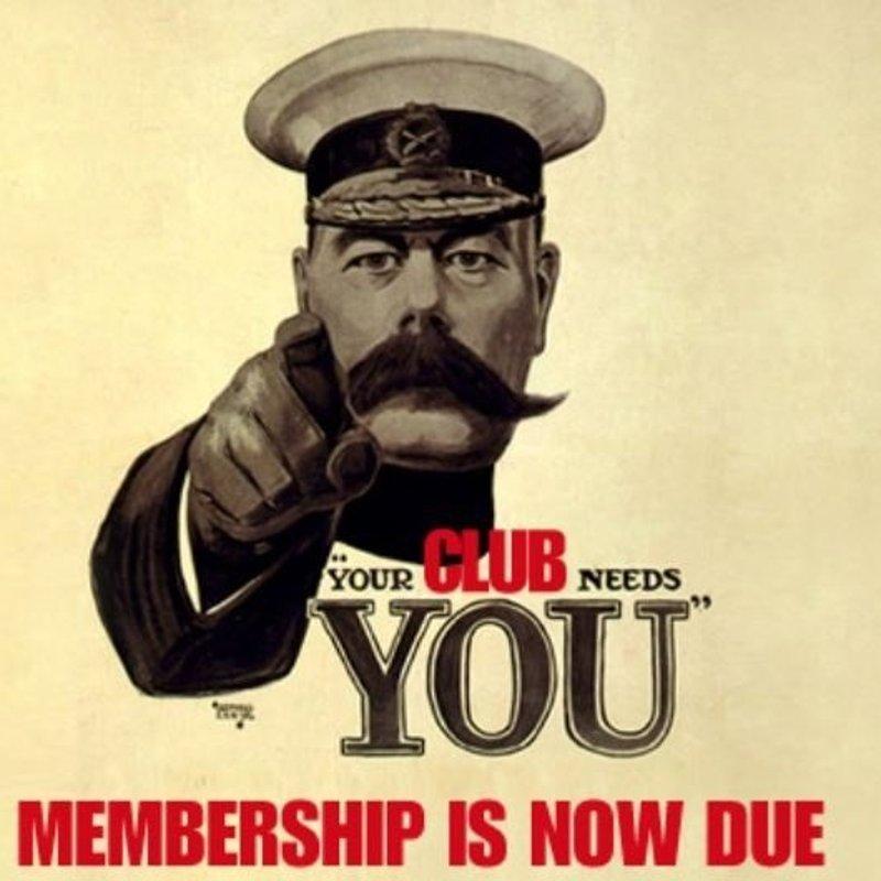 2017 Member Fees