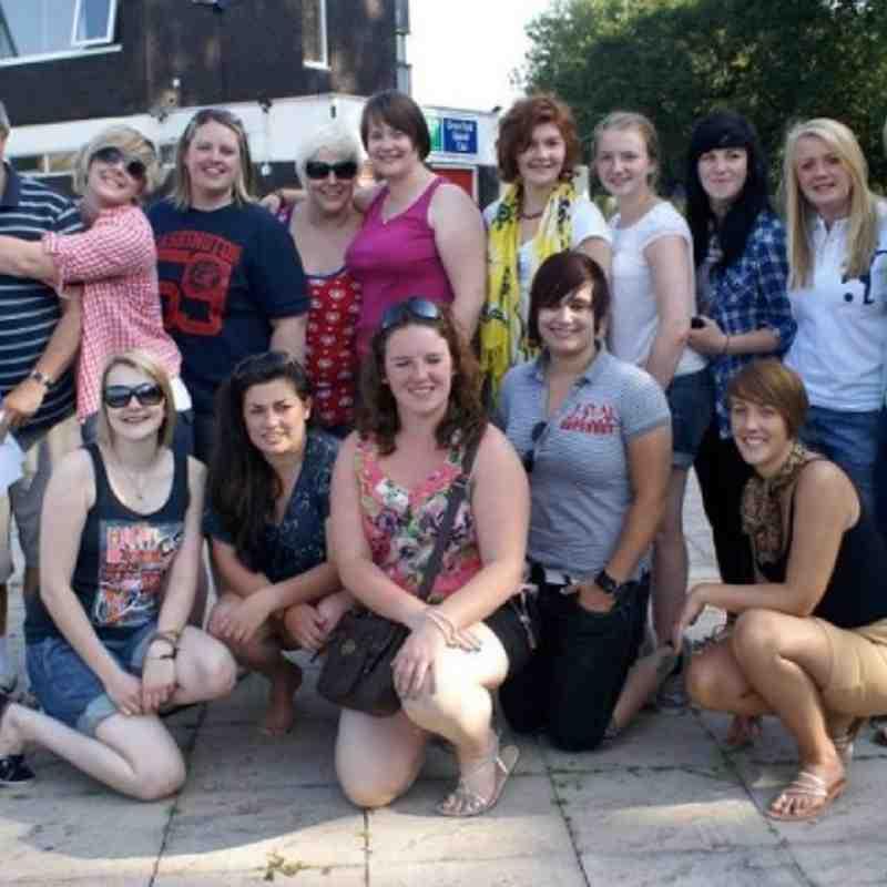 Manchester Ladies BBQ