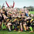 U15 Girls Win Plate Final for 2nd Year Running