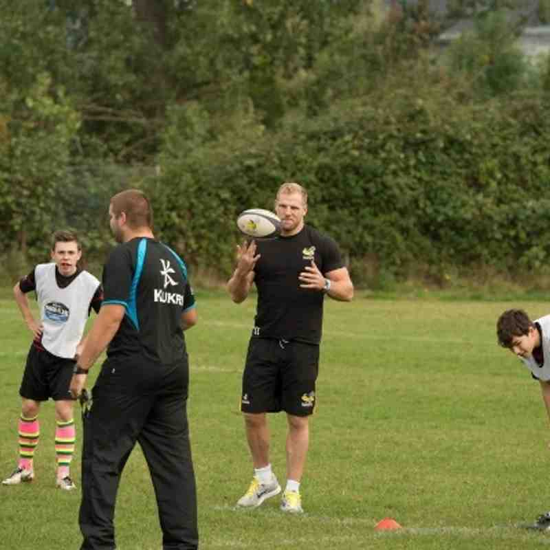 Wasps MatchDay CoachClass Under 15s