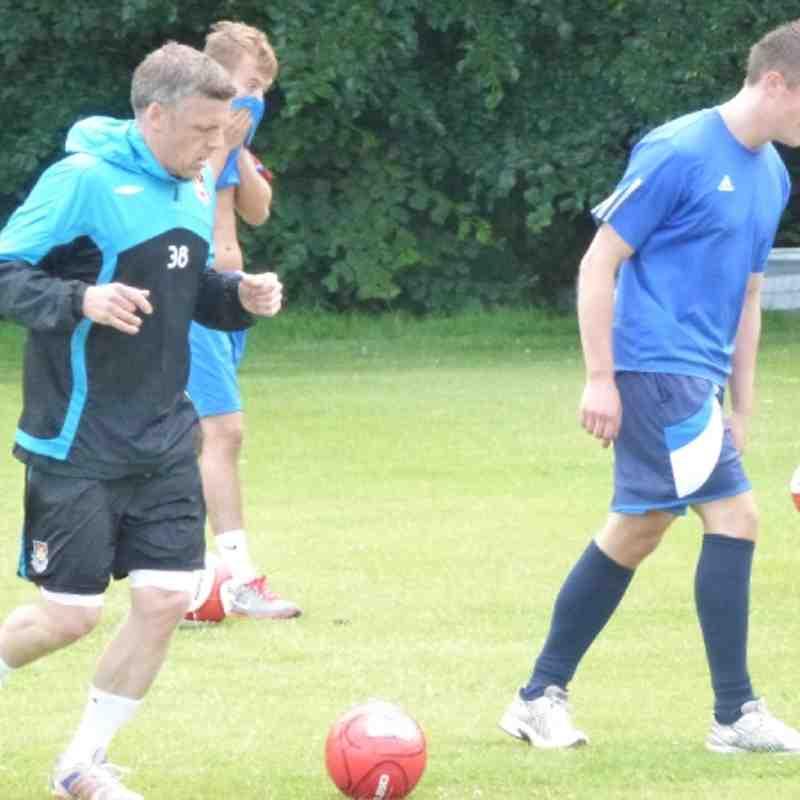 Pre-Season Training - 30th June 2012