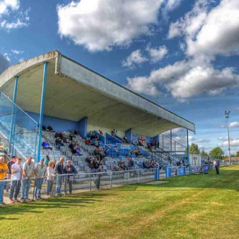 Grays Ath 0 - 5 Maidstone United