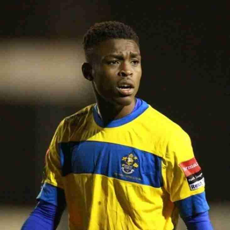 New Signing – Adeyinka Cole