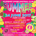 Summer Party - final chance to get reduced price tickets