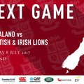 The final test NZ v The Lions