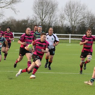 Dominant Ays too much for Reading Abbey