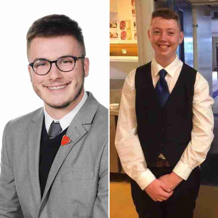 Rugby Club Management Apprentices Recruited