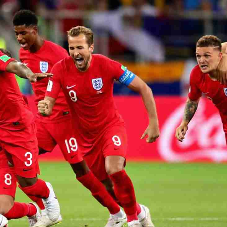 It's coming home!!