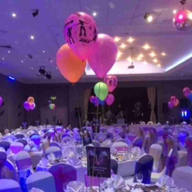 A hugely successful Valentine Ball 2016