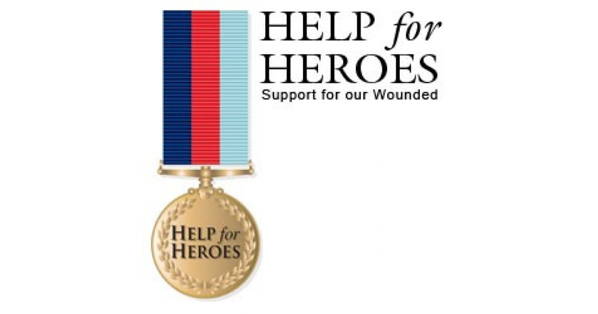 help for heroes day