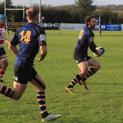 Hertford RFC 31 : 7 Dorking