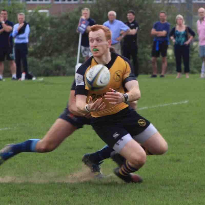 Guildford 31 : 41 Hertford RFC