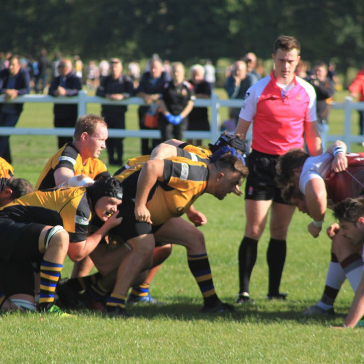 TEAM NEWS: 1st XV to Sutton &amp; Epsom<