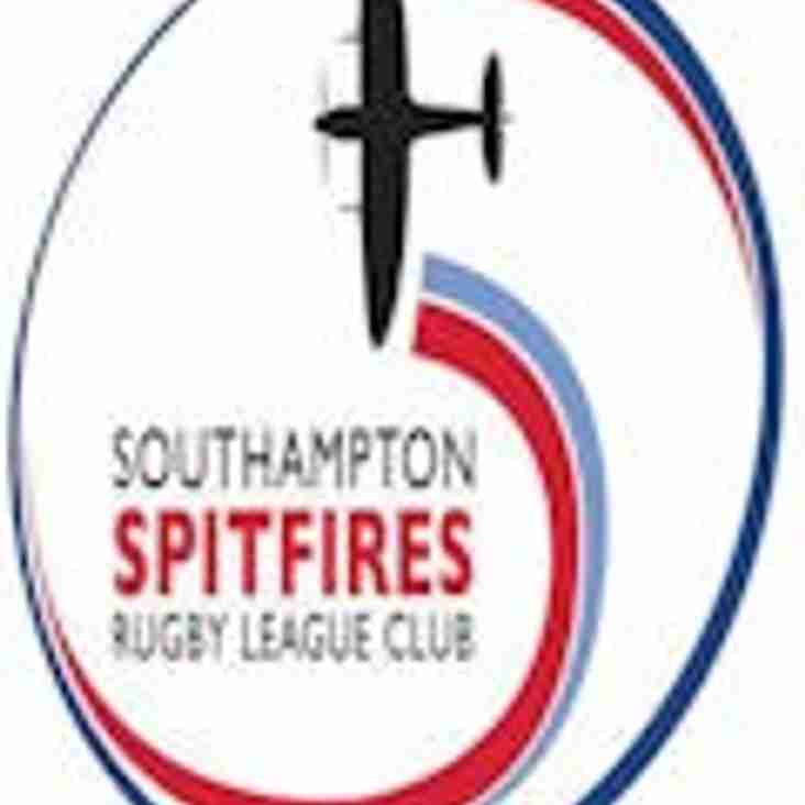Spitfires finish 3rd in League