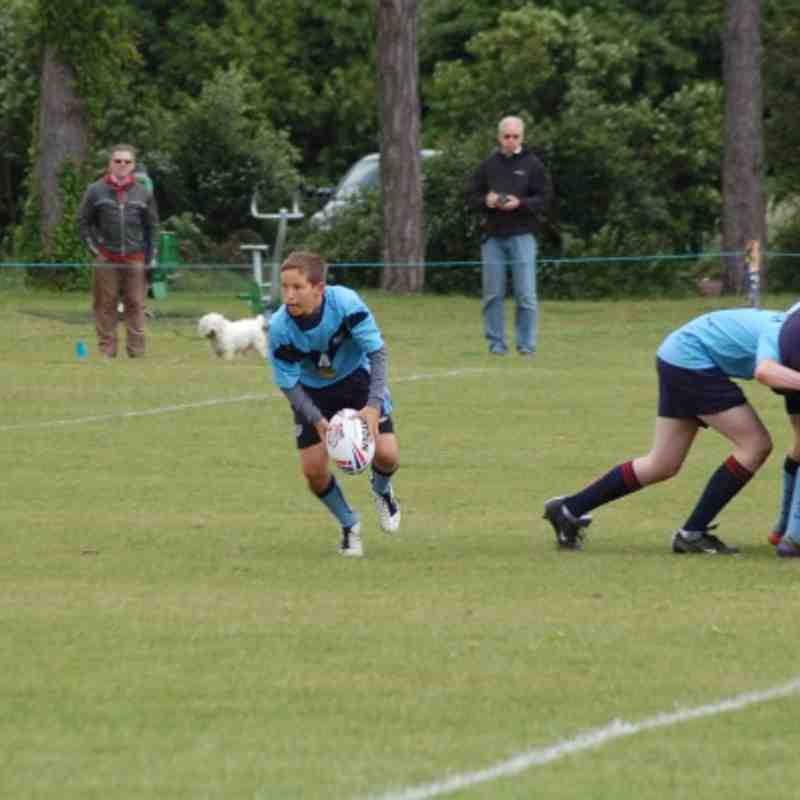 Southampton v Richmond U14s