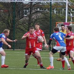 Sheffield Hallam Eagles v Oxford Cavaliers (Round 1)