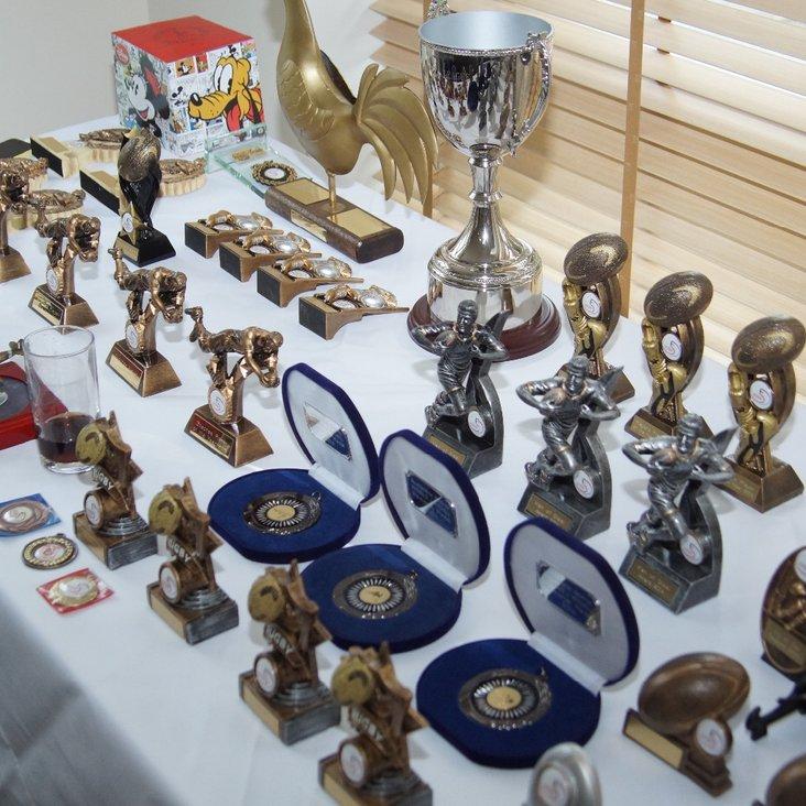 Junior Award Winners 2014<
