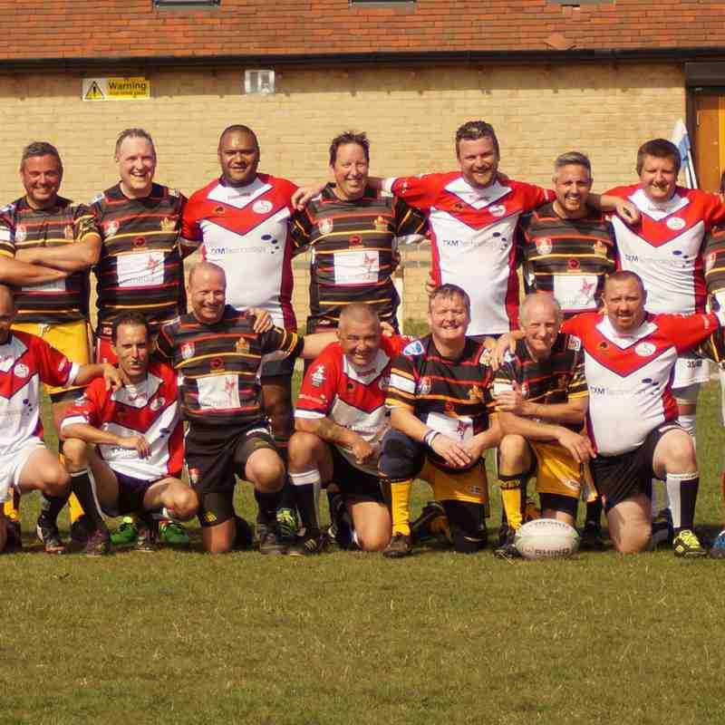 Southampton Spitfires v Medway Dragons Masters