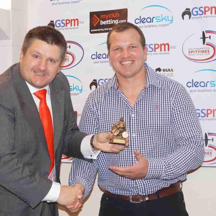 Spifires Awards Evening 2016