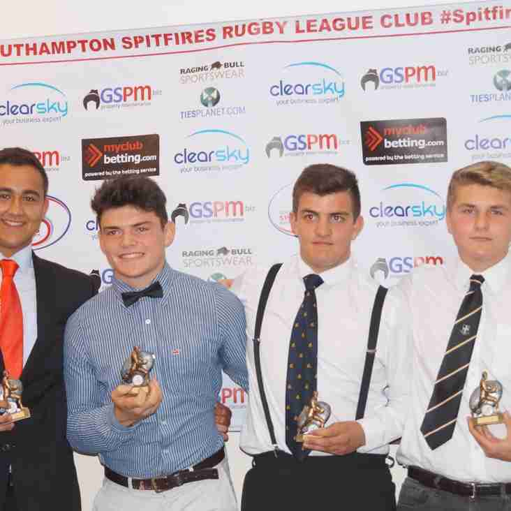 Awards Evening Guest List 2016