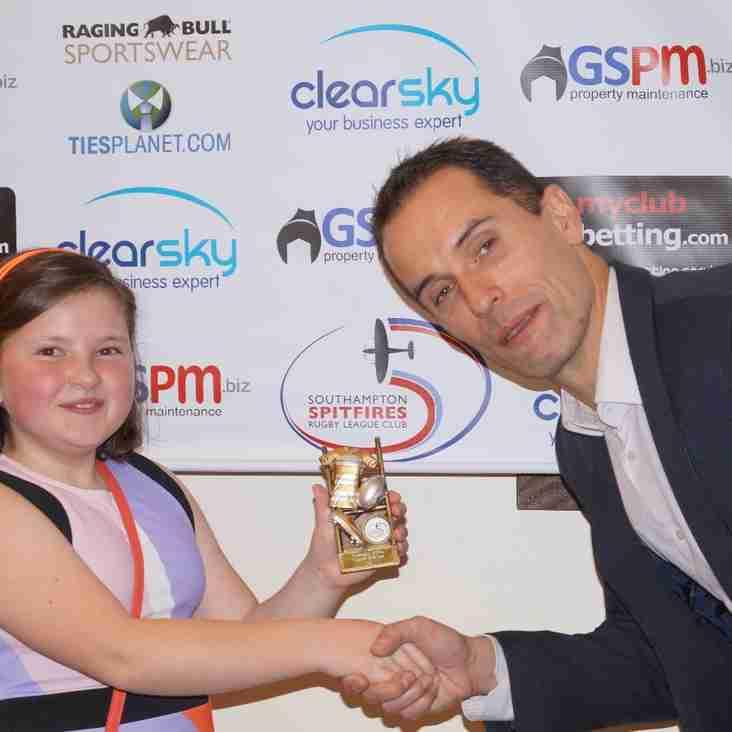 Spitfires Awards 2016