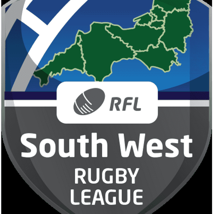 South West Play off Schedule announced