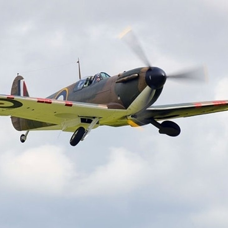 Spitfires cleared for take off!<