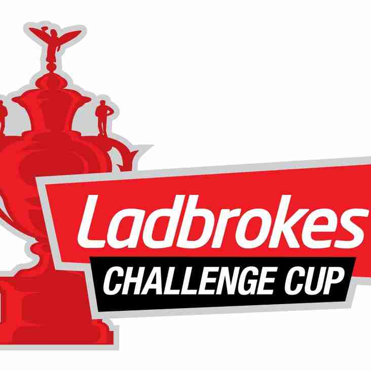 Win a pair of Challenge Cup Tickets