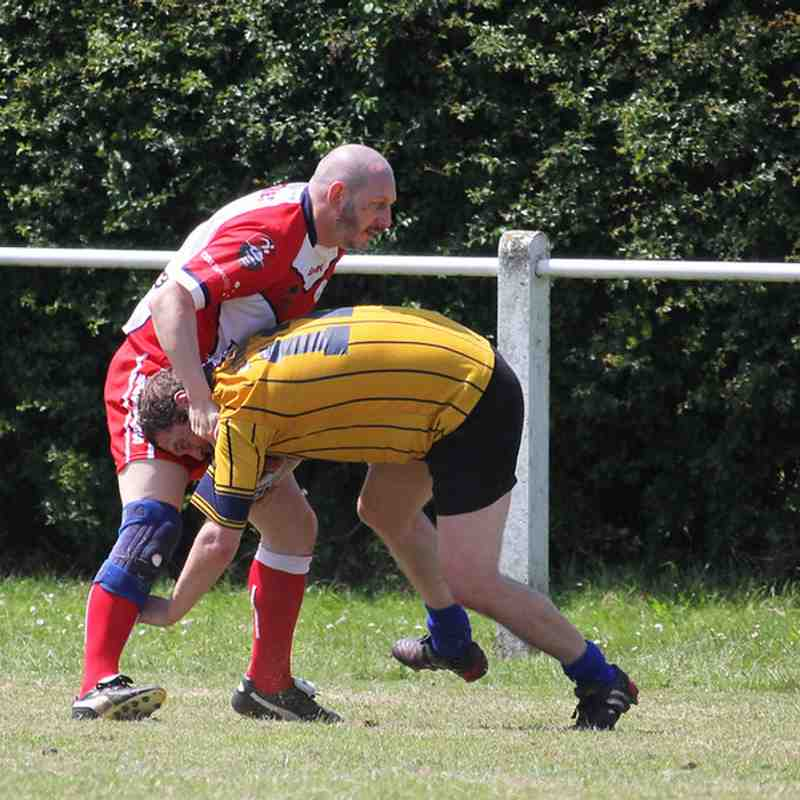 Centurions Masters v Spitifres Masters