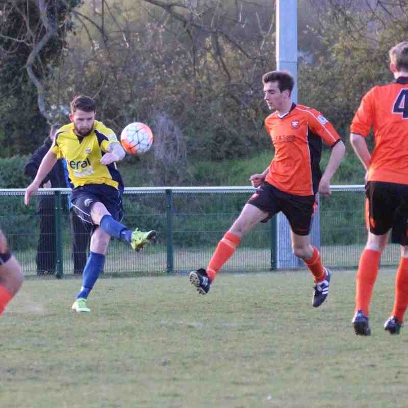 AFC Portchester v Gosport Borough (Russell Cotes Cup Final)