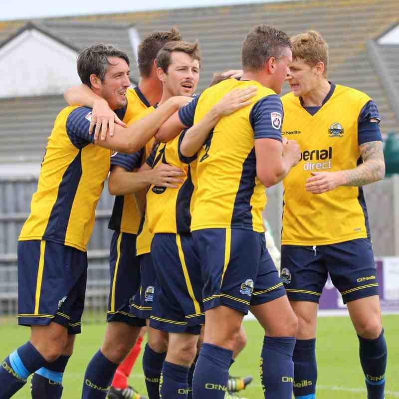 Gosport Borough v Ebbsfleet United (030916)